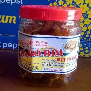 Đặc sản Đà Nẵng làm quà - Cá bò rim