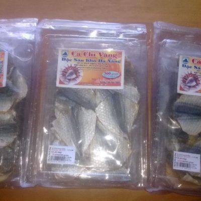 Cá chỉ vàng (Đặc biệt) | Đặc sản Đà Nẵng làm quà