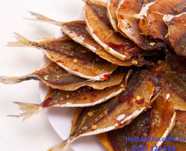 Khô cá Chỉ vàng tẩm ớt | Đặc sản Đà Nẵng làm quà